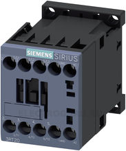 Контактор SIRIUS Innovations 3RT2 типоразмер S00 (SIEMENS)